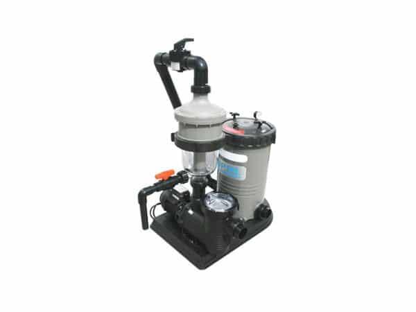 Waterco Opal-Hydrotuf MultiCyclone Skid Pack