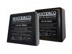 Waterco Single & Twin Connect LED Pool Light Transformers