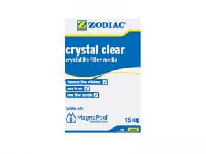 Zodiac Crystal Clear Filter Media