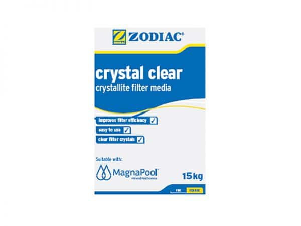 Zodiac Crystal Clear Filter Media