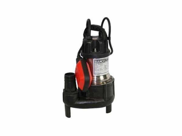 Bianco Black Series Vortex Drainage Pump BIA-B15-75VA