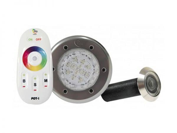 Davey PAL Touch Series LED Lights with Remote Control