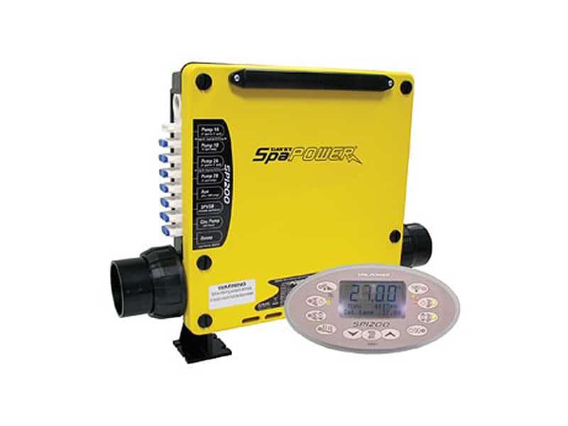 Davey Spapower 1200 Series Controller Pump Shop