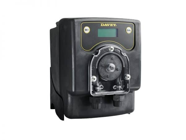 Davey pH Peristaltic Pump and Control