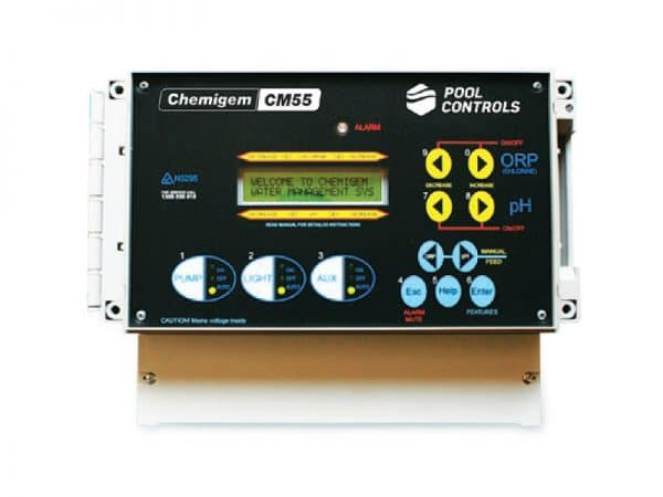 Pool Controls Chemigem CM55