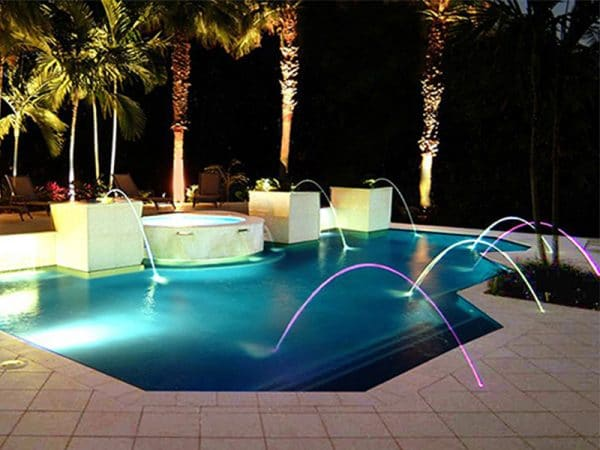 Zodiac Laminar Jets Water Feature