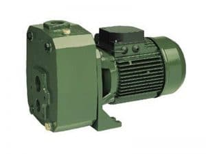 DAB DP M/T Convertible Deep Well Cast Iron Jet Pumps