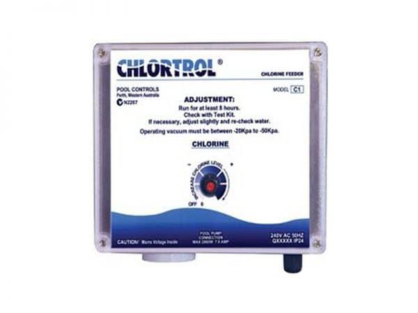 Pool Controls Chlortrol